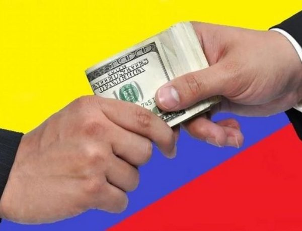 CRÉANLO : ¡¡ EN COLOMBIA NO HAY CORRUPCIÓN !!