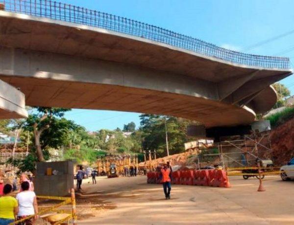 PRESUNTO CHANCHULLO EN LA CONSTRUCCIÓN DE UN PUENTE EN FLORIDABLANCA