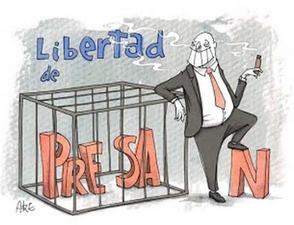 """EL SOFISMA DE LA VERGONZOSA """"FIESTA DEL PERIODISTA"""" EN COLOMBIA"""