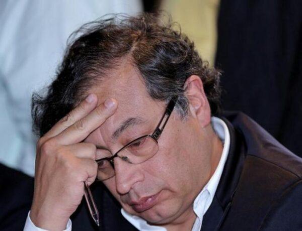LA «COLOMBIA HUMANA» DE GUSTAVO PETRO NO EXISTE