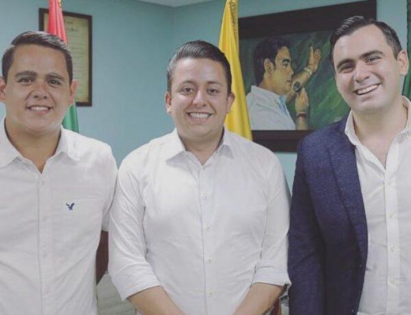 ANDANZAS DE RUEDA CABALLERO EN LA ALCALDÍA DE FLORIDABLANCA
