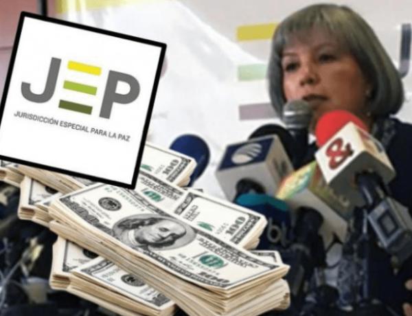 JEP PAGÓ $4.930 MILLONES A ABOGADOS PARA QUE DEFENDIERAN A LAS FARC
