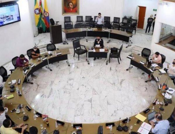 TORCIDO DE $500 MILLONES EN EL CONCEJO DE BUCARAMANGA